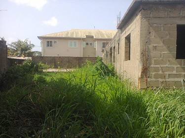 Unfinished Flats Development, Ejigbo