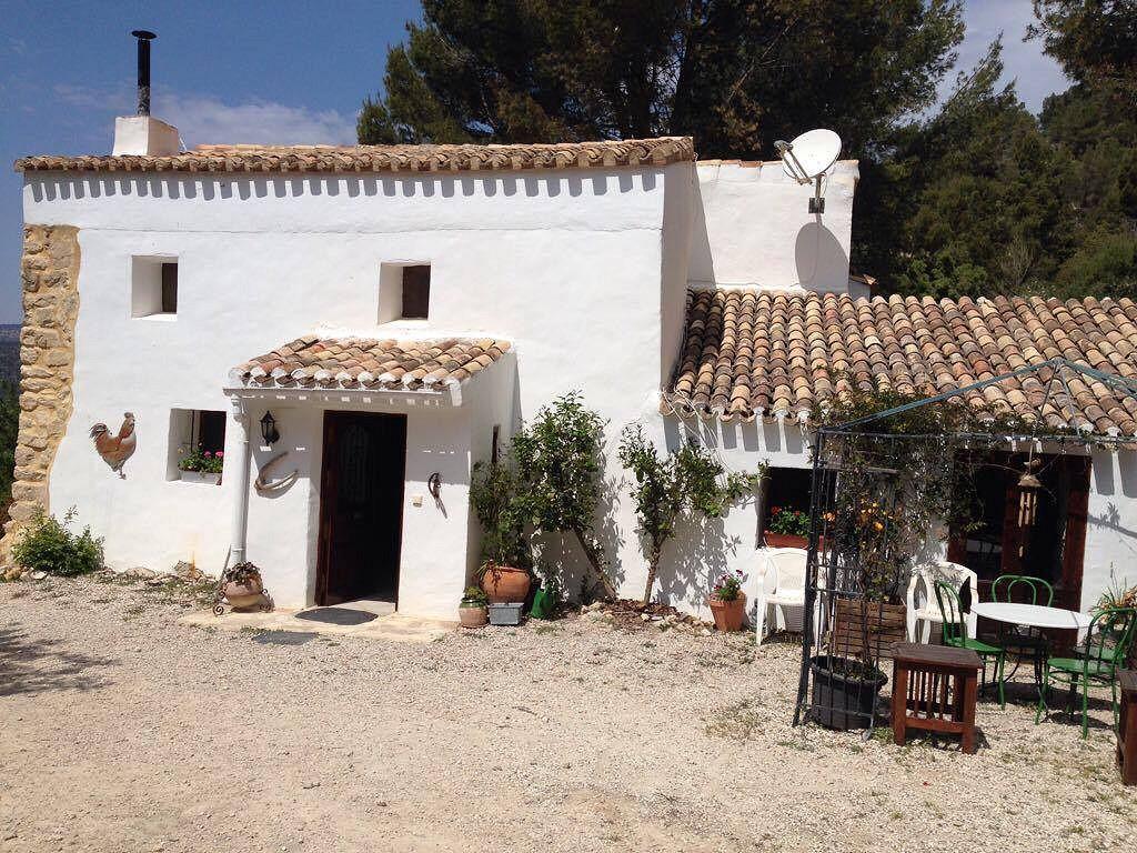 Traditional Spanish Finca Land House Farm