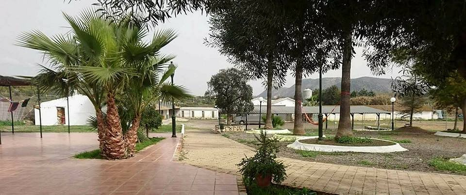 equestrian property to let near malaga land house farm