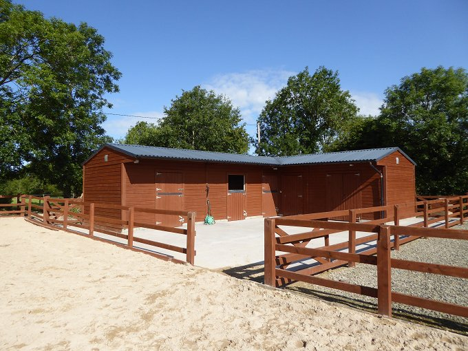 Stunning equestrian property for sale