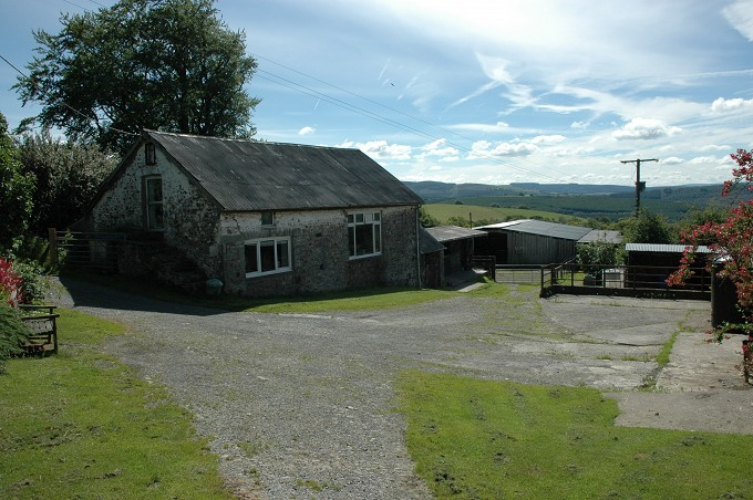 4 Bed Smallholding with outbuildings, no near neighbours