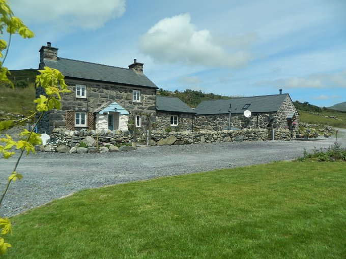 Snowdonia Smallholding - Stunning Views with Proven Income