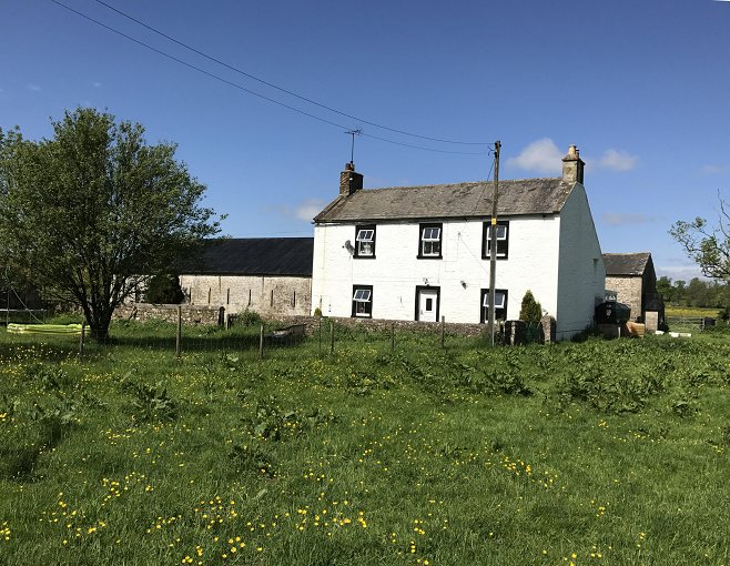 4/5 Bedroom Farmhouse with 26 Acres of Land