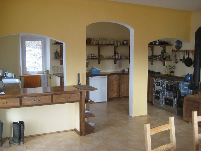 Spacious 3-bed house with 45 acres and several outbuildings