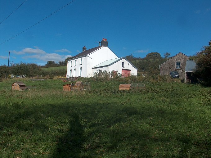 Rural Smallholding with Lovely Southerly Views