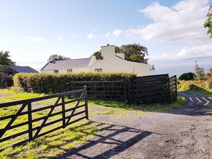 Manx Farmstead with 50 Acres of pasture